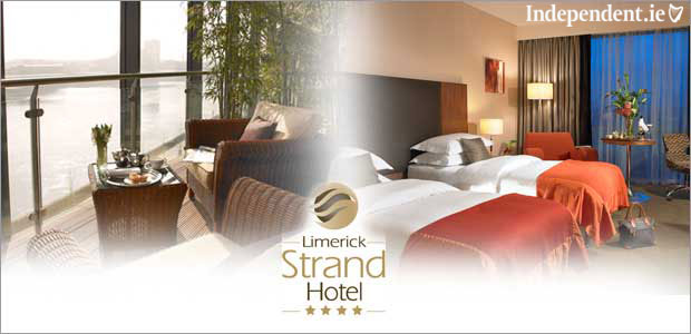 Win! A 4-Star family Easter weekend at Limerick Strand