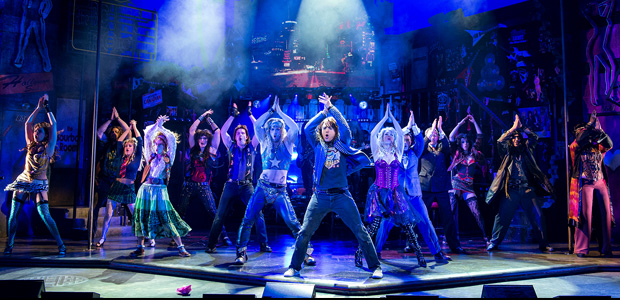 Win tickets to see Rock of Ages live in Bord Gáis Energy Theatre