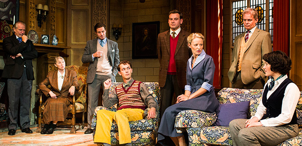 Win 1 of 3 pairs of tickets to Agatha Christie's The Mousetrap