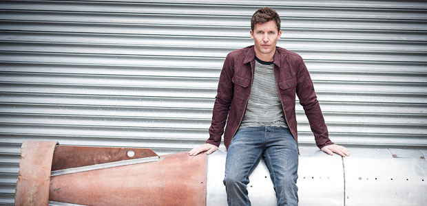 WIN Tickets to James Blunt