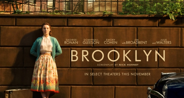 WIN the Brooklyn DVD, and a signed poster by both Saoirse Ronan and Domhnall Gleeson