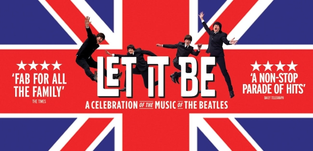 WIN one of three tickets to international hit show 'Let It Be'